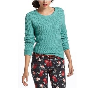 Anthropologie Sparrow Hamilton Cottage Pullover
